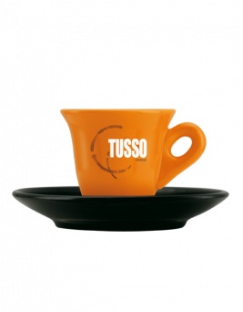 Cappuccino cup TUSSO collectible