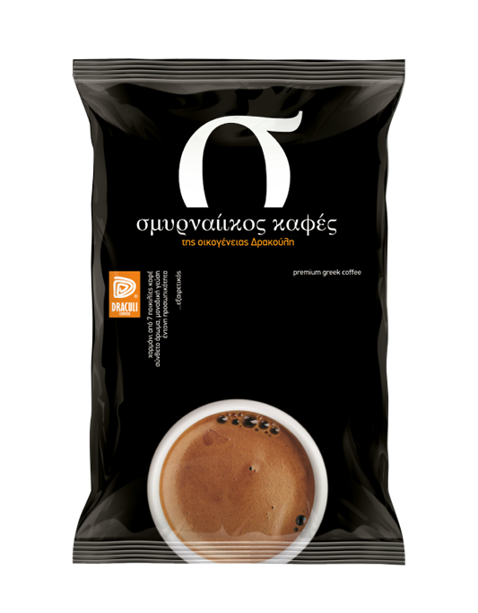 Smyrneikos greek coffee grinded 100g
